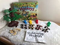 vintage Jumpin' Monkeys by Gibsons games Classic Retro Board Game
