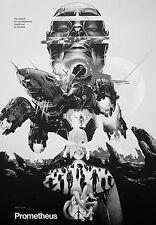 Mondo - Prometheus Regular Martin Ansin - Poster Print Show w/ Kevin Tong Austin