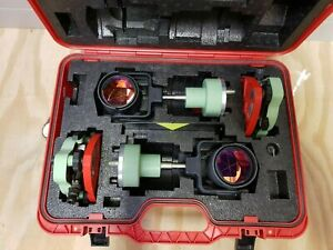 Genuine Leica Traverse Kit - Prism - for total station
