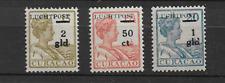 1929 MNH Curaçao NVPH LP1-3 postfris**