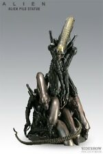 Very Rare Sideshow GIGER ALIEN PILE STATUE 9105 new sealed