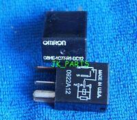 2pcs ORIGINAL G8HE-1C7T-R1-DC12 OMRON DC12V High Current Automotive Relay