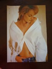 Helen Hunt Lea Thompson Double Sided Coffee Table Book Photo Page 9x13