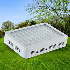 300W IR LED Grow Light 8000LM For Indoor Hydroponic Flower Plants growth Light
