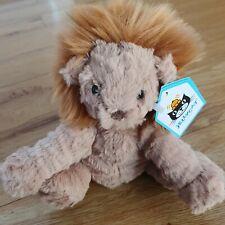 Jellycat Baby Fuddlewuddle Lion Soft Toy Plush Jelly6201sh P4