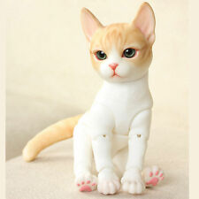 1/8 BJD SD Doll Pet Little Cat Kitten Photography Props Decorations Gift toys