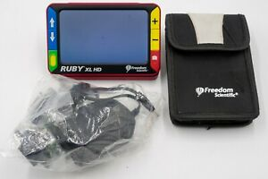 Freedom Scientific Ruby XL HD Magnifier