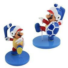 New ! Super Mario 3D LAND 15cm Mario With Turtle Shell Figure NO Box