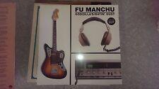 Fu Manchu Lp SEALED NEW Godzilla's/Eatin' Dust Limited Colored Vinyl