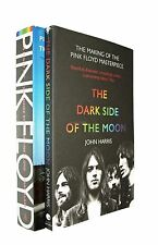 Pink Floyd 2 Book Pack Dark Side of the Moon Pigs Might Fly Biography Music New