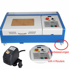 220V 40 Watt CO2 USB Port 220 V Laser Engraver Cutter 300x200mm Engraver Cutter
