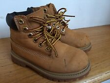 TIMBERLAND SIZE 9 PRIMALOFT 200 Gramm WHEAT BOOTS SHOES BABY TODDLER BOYS GIRLS