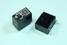 2pcs Song Chuan Relay 835-1A-B-S 12VDC, 12A 125VAC, 10A 30VDC