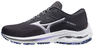 Mizuno Wave Inspire 17 Women's Road Running Shoes, Bpearl/10077C/VioletBlue