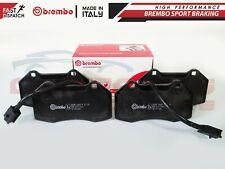 FOR FIAT 500 500C ABARTH PUNTO ALFA ROMEO MITO 1.4 2008- FRONT BREMBO BRAKE PADS
