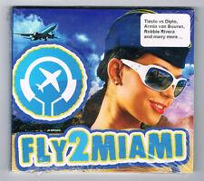 FLY 2 MIAMI - 18 TRACKS - 2011 - NEU NEW NEU
