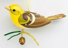 2015 Lady Western Tanager Hallmark Ornament Beauty Of The Birds Limited