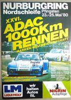 23 25.Mai 80 Xxvi ADAC 1000 km Rennen Coupe Du Monde Nürburgring