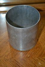 3 X 3 1//2 Round Aluminum Mold