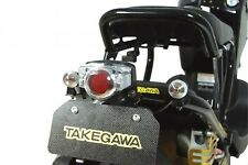 HONDA Monkey Z50 Special Parts Takegawa Blaze tail lamp KIT (clear) Japan