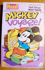 MICKEY PARADE 1407 bis - MICKEY VOYAGE - 1979