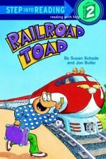 Railroad Toad-ExLibrary