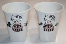 Hello Kitty Ceramic Drinking Glasses Sanrio