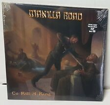 Manilla Road To Kill A King LP Vinyl Record new