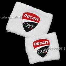 DUCATI Brake Reservoir Covers Socks Monster Panigale Hypermotard 1299 959 899 R