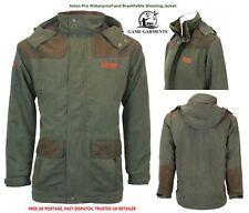 BNWT Fishing Angling Padded Wind Waterproof Jacket Green Size Medium