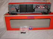 Lionel 1926480 ELX Halloween 50' DD Box Car End of the Line Express New 2019
