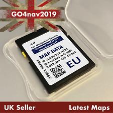NEW SUZUKI SD CARD MAP NAVIGATION CARD SAT NAV Europe and UK 2019 - 2020