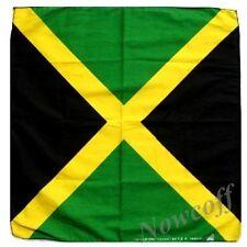 Bandana JAMAICA Headband Biker Soccer Cloth Jamaican Accessories Men Women Scarf