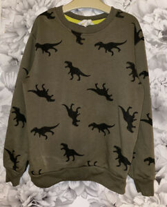 Boys Age 6-8 Years - H&M Sweater Top