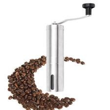Portable Stainless Steel Coffee Bean Grinders Ceramic Burr Manual Coffee Grinder