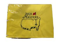 New 2021 Masters Tournament Golf Flag Embroidered Pin Flag Augusta National 🔥🔥