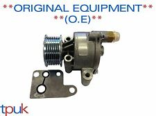 BRAND NEW O.E LAND ROVER DEFENDER VACUUM PUMP 2.4 RWD 2006 ON WITH FREE GASKET