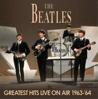 THE BEATLES - GREATEST HITS LIVE ON AIR 1963-'64 VINYL #