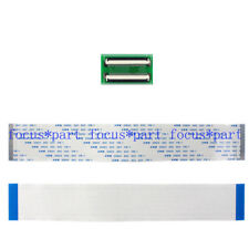 60Pin To 60Pin ZIF 0.5mm Connector Adapter With Extension Flat Cable FFC Extend