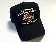 Murphy's Dublin Harley-Davidson Custom Baseball Cap