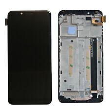 Pantalla Completa LCD + Tactil + Marco UMI Umidigi S2 Negro