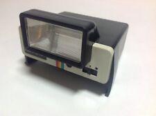 **RARE** Polatronic Flash Gun Colour Matched for Polaroid 1000 Land Camera