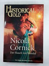 Historical Gold Roman Erotik Romantik Buch - Der Hauch von Skandal