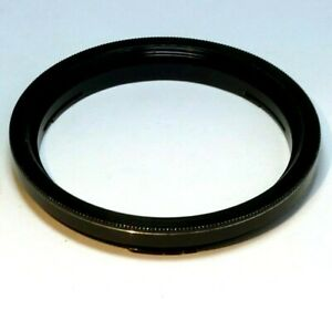 B50 to 52mm filter step-up ring for Hasselblad Bayonet threaded top filter