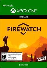 Firewatch (Xbox One) - Digital Code