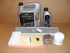 Original Inspektions-Kit Ford Mondeo MK1+MK2 2,5 V6 170PS  incl. 6 Ltr. 5W30 Öl