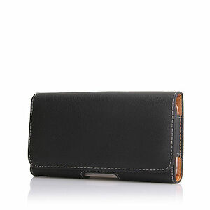 """New Leather Bag Case For iPhone 7 Plus Samsung Huawei Redmi LG 4.7 5.5"""" Pockets"""