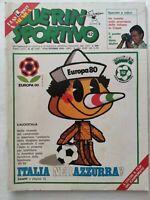 GUERIN SPORTIVO 42-1979 FILM DEL CAMPIONATO EAGLES EUROPA '80