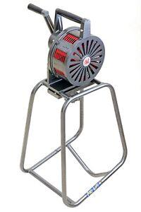 120dB Syrena stojąca ręczna mocna rurowa metalowa rama ręcznie sterowana W0260