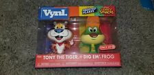 Funko POP! Ad Icons Tony The Tiger Dig Em Frog 2pk Vinyl Figure Target Exclusive